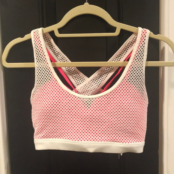 Fabletics Other - NWOT Mesh sports bra - never worn!